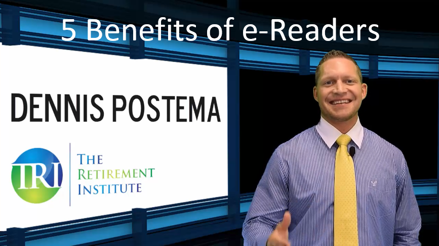 5 Benefits of eReaders