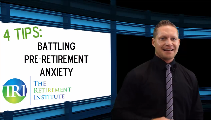 Four Tips for Battling Pre-Retirement Anxiety
